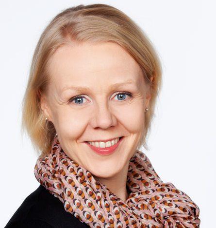Minna Haapasalo