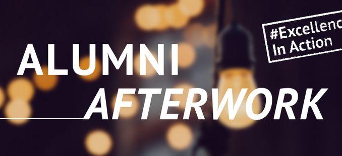 Alumni Afterwork -mainoskuva