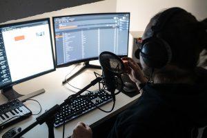Kuva radiotoimituksesta
